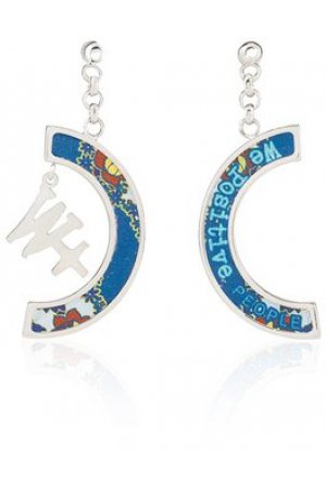 We Positive™ Earrings Bluette ER026
